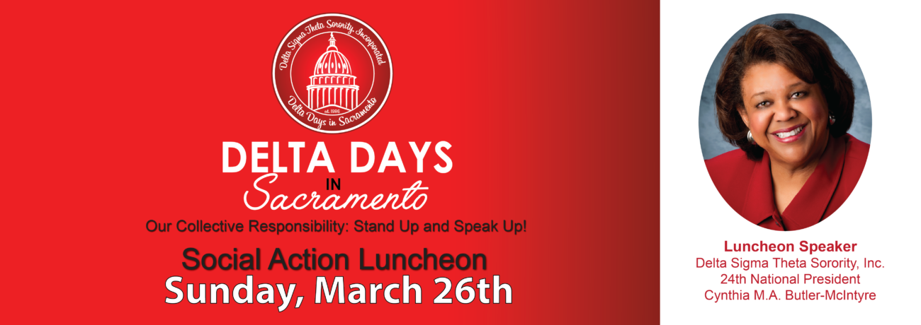 Delta Days in Sacramento