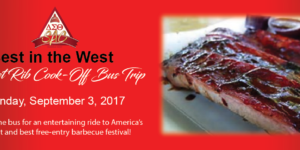 Best in West Rib Cook-Off Bus Trip